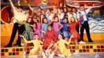 Nubeluz: Revive el exitoso programa infantil en 12 fotos - Noticias de bailarina peruana