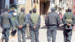 Bolivia: Nueve policías peruanos fueron detenidos por cruzar la frontera