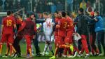 Rusia exigió los tres puntos del suspendido partido ante Montenegro