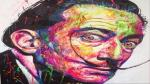 Instagram: René Alvarez, el pintor que llena de psicodelia los íconos pop - Noticias de salvador dali