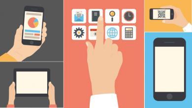 Tecnología, Dispositivos móviles