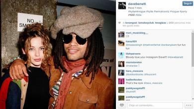 Instagram: Las estrellas de Hollywood en fotos que nunca antes viste