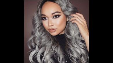 Instagram: El cabello gris es la nueva tendencia 'vintage'