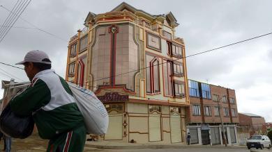 Bolivia, Cholet
