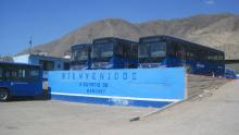 Buses, Corredor Javier Prado