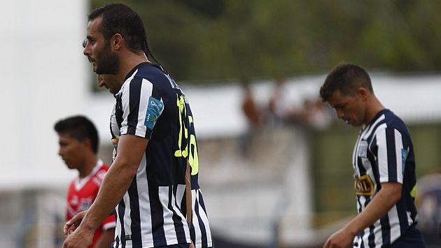 Alianza Lima perdió 3-2 frente a Unión Comercio en Moyobamba