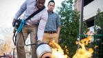 EEUU: Estudiantes crearon 'extintor' que apaga fuego con ondas sonoras