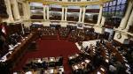 Ana Jara: Así fue el debate de la moción de censura a la premier - Noticias de victor isla