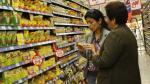 INEI: Inflación ascendió 0.76% en marzo afectando alimentos y educación