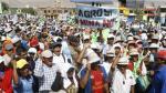 Tía María: Manifestantes de La Joya tomaron la Panamericana Sur