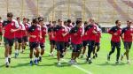 Universitario: DT Luis Fernando Suárez pidió a jugadores cambiar de actitud - Noticias de carlos silvestri
