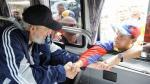 Cuba: Fidel Castro reapareció en público después de 14 meses - Noticias de ii encuentro de prensa deportiva