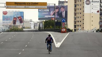 Argentina paralizada por huelga en último año del régimen de Cristina Fernández