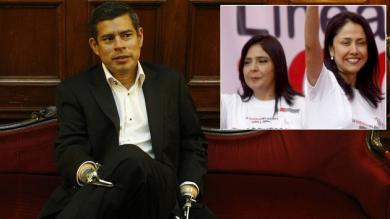 Luis Galarreta, Ana Jara