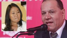 """Mauricio Diez Canseco: """"Keiko Fujimori quiere ver morir a su padre en la cárcel"""""""