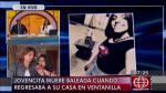 Callao: Universitaria murió por una bala perdida en Mi Perú - Noticias de asesinato en ventanilla