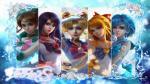 Sailor Moon y 10 'fanarts' fuera de lo común [Fotos] - Noticias de historieta