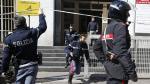 Italia: 4 muertos en un tiroteo en el Palacio de Justicia de Milán - Noticias de herido de bala