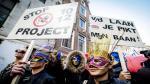 Holanda: Prostitutas protestan contra el cierre de sus vitrinas - Noticias de burdeles