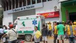 Policía Nacional de Lima irá a Madre de Dios por asalto a Banco de la Nación - Noticias de agente bancario