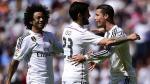 Real Madrid goleó 3-0 a Eibar con tanto de Cristiano Ronaldo [Video] - Noticias de karin benzema