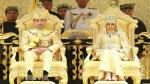 Brunéi: Mira la ostentosa boda del príncipe Abdul Malik [Fotos] - Noticias de christian louboutin