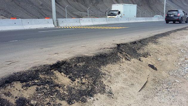 Costa Verde: Fiscalía del Medio Ambiente investiga daños a obras. (César Takeuchi)