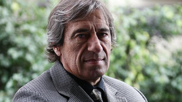 Germán Leguía dice que Uribe dividió al equipo de España 82. (Erick Nazario)