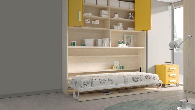 Poco espacio en tu casa los muebles plegables son la for Muebles poco espacio