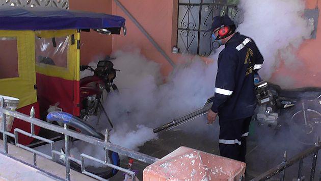 Piura: 8 provincias en emergencia por tendencia ascendente del dengue. (Perú21)