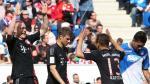 Bayern Munich venció 2-0 al Hoffenheim y se acerca a título de la Bundesliga - Noticias de david pizarro