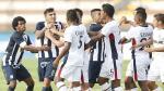 Alianza Lima: Las postales de su pase a la final del Torneo del Inca - Noticias de real garcilaso