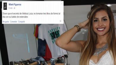 Milett Figueroa: Su cuenta de Facebook fue víctima de los 'hackers'