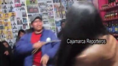 Cajamarca, Violencia