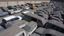 Municipalidad de Lima, Remate de vehículos