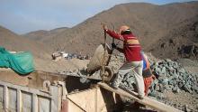 Minería artesanal sería fiscalizada por entidades.