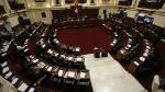 """Carlos Bruce: """"La oposición debería presidir el Congreso"""""""