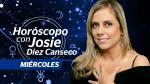 Horóscopo.21 del miércoles 22 de abril del 2015