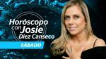 Horóscopo.21 del sábado 25 de abril del 2015