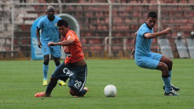 César Vallejo, Real Garcilaso, Torneo del Inca