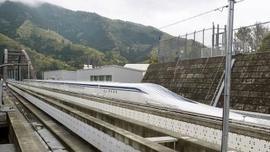Tren maglev de Japón rompió su récord: ¿Qué velocidad alcanzó? [Video]