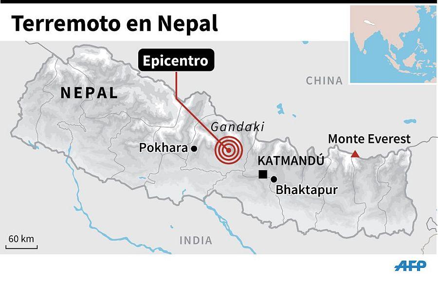 Terremoto De Mapa