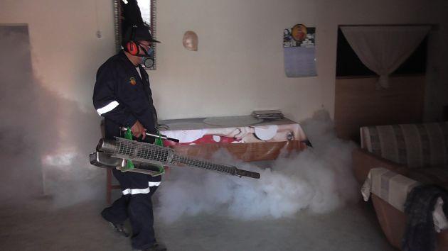 Piura: Un empleado de fumigación ya fue asaltado. (Jorge Merino)