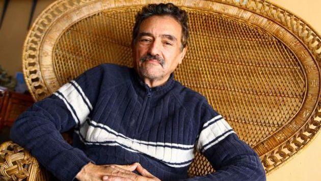 Carlos Calderón Fajardo murió a los 69 años en Lima. (USI)