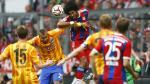 Bayern Munich venció 1-0 al Hertha Berlin y está a un punto del título - Noticias de mitchell weiser