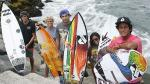 Surf: Los nuevos rostros de la tabla peruana - Noticias de mario zapata