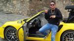 Gerald Oropeza: Hallaron en Surquillo un auto y dos motos de 'Tony Montana'