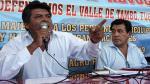 Tía María: Opositores a proyecto dialogarán con el Gobierno el próximo martes