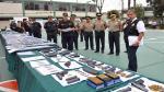 Carabayllo: La Policía incautó un arsenal, ¿de dónde salió? - Noticias de sucamec