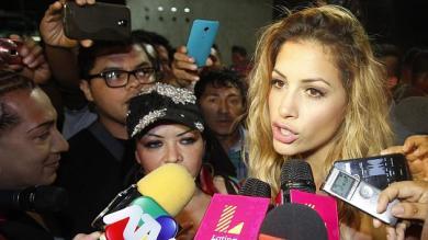 Milett Figueroa sobre video sexual: ¡Basta de abuso hacia la mujer!